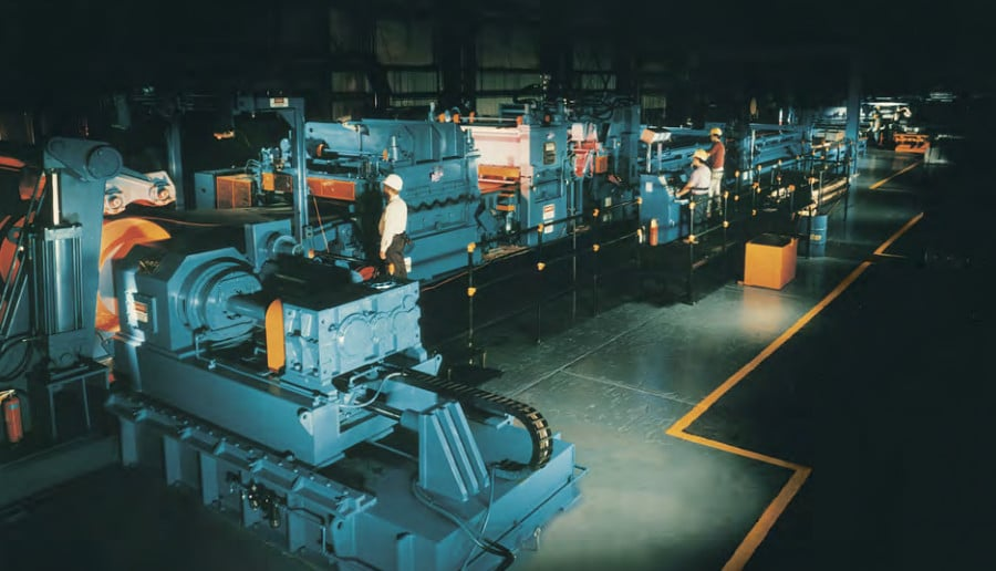 Delta has revolutionized the steel industry with top-performing Cut To Length Lines since 1964.