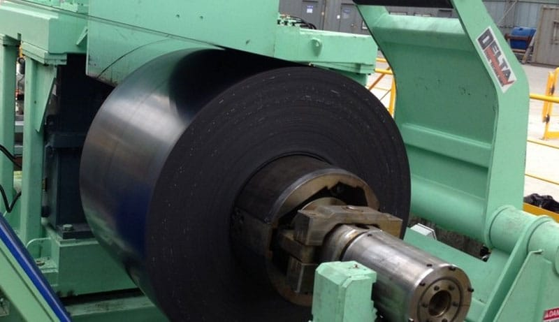 Equalizing Manufacturing Equipment for Delta Steel Technologies