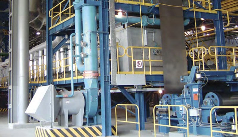 Galvanizing Manufacturing Equipment by Delta Steel Technologies
