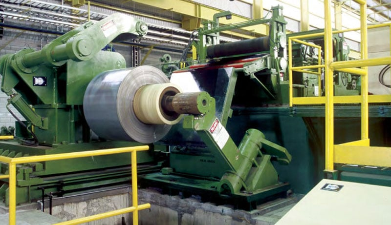 Pickling Manufacturing Equipment for Delta Steel Technologies